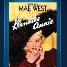 Klondike Annie - DVD - 1936 - Mae West - Victor McLaglen - Phillip Reed