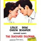 The Doctor's Dilemma - DVD - 1958 - Leslie Caron  Dirk Bogarde  Alastair Sim
