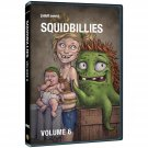 Squidbillies Volume Six 6 - DVD - 2011 - Adult Swim Animated Series