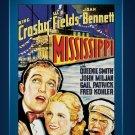Mississippi - DVD - 1935 - Bing Crosby - W.C. Fields  Joan Bennett  Gail Patrick