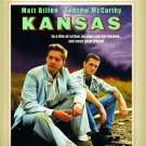 Kansas DVD 1988 Matt Dillon, Andrew McCarthy, Leslie Hope, Alan Toy, Andy Romano