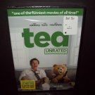 Ted - DVD - Unrated Edition - Mark Wahlberg,  Mila Kunis - BRAND NEW AND SEALED!