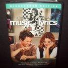 Music and Lyrics - DVD - Hugh Grant - Drew Barrymore - MINT!