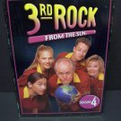 3rd Rock From The Sun - Season 4 - DVD - Anchor Bay - Complete - John Lithgow