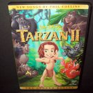 Walt Disney's Tarzan II - DVD - Animated - Original Authentic Disney DVD