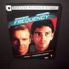 Frequency - DVD - Dennis Quaid - Jim Caviezel - NEAR MINT!