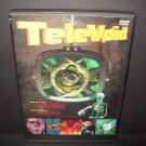 Televoid - DVD - Rare Out Of Print Sci Fi Animation - Queensryche Gothic