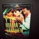 Y Tu Mama Tambien - Unrated DVD - Maribel Verdú, Gael García Bernal