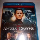 Angels & Demons  - Blu-ray Disc - Theatrical & Extended Editions - Tom Hanks