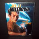 Meltdown - DVD - Jet Li - Jackie Cheung - Yau Shuk Ching - Martial Arts