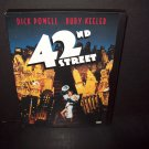 42nd Street - DVD - 1933 - Dick Powell, Ruby Keeler, George Brent - NEAR MINT!