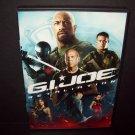G.I. Joe Retaliation - DVD - The Rock, Bruce Willis, Channing Tatum - NEAR MINT!