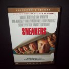 Sneakers - Collector's Edition DVD - Robert Redford - Dan Akyroyd  MINT DISC!