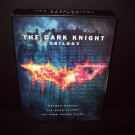 The Dark Knight Trilogy - DVD - Christian Bale, Michael Caine