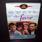 The Favor - DVD - Brad Pitt, Elizabeth McGovern, Bill Pullman NEAR MINT!