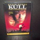 Kull the Conqueror - DVD - Kevin Sorbo, Tia Carrere NEAR MINT!!