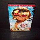 Fear and Loathing in Las Vegas - DVD - Johnyy Depp Benico Del Toro