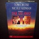 Far and Away - DVD - Tom Cruise - Nicole Kidman