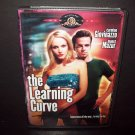 The Learning Curve - DVD - 2000 - Carmine Giovinazzo - Monet Mazur  - MINT DISC!