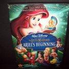 Walt disney The Little Mermaid Ariel's Beginning - DVD  2008 - Authentic USA DVD