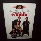 A Fish Called Wanda - DVD - John Cleese, Jamie Lee Curtis, Kevin Kline