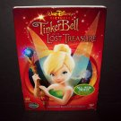Walt Disney Tinkerbell and the Lost Treasure - DVD - Authentic USA Released DVD