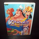 Kronk's New Groove - Walt Disney DVD - Authentic USA Released Disney DVD!