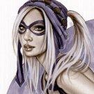Harley Hot Quinn Bw#920 - Joker Sexy Pinup Girl Print