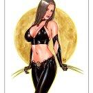 X-23 Dw#026 - Sexy Pinup Girl Print
