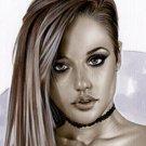 Sabrina Nichole - Dw#034 - Sexy Pinup Girl Print