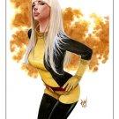 Hot Magik Dw#482 - Colossus X-men Fantasy Pinup Girl Prints