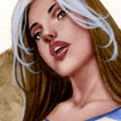 Hot Rogue College Dw#485 - Fantasy Pinup Girl Prints