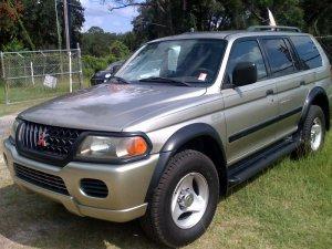 Mitsubishi Montero-Sport