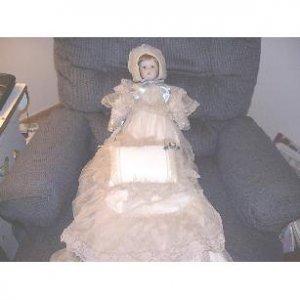 Ashton Drake Victorian Harmony Collectors Doll