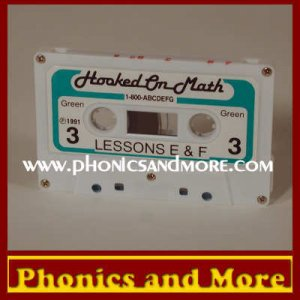 Hooked on Phonics: Hooked on Math green cassette, side 3-4
