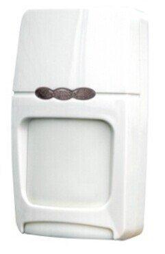 4-infrared sensors with MW sensor Intrusion Detector anti-theft