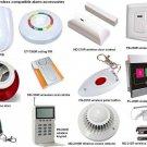 Smoke Alarm Wireless UL217 standard Home Security System