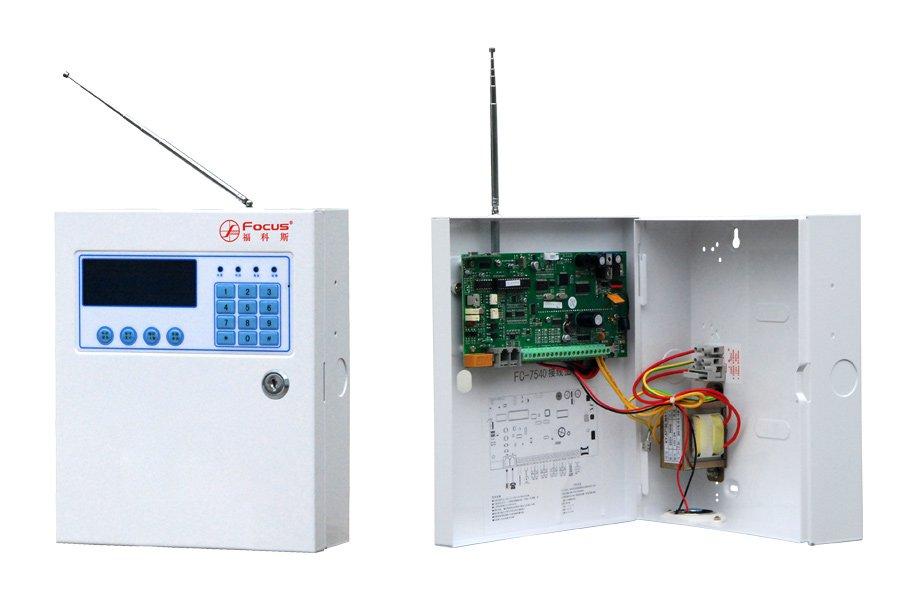 GPRS GSM voice alarm dialer FC-7540 meian tech security