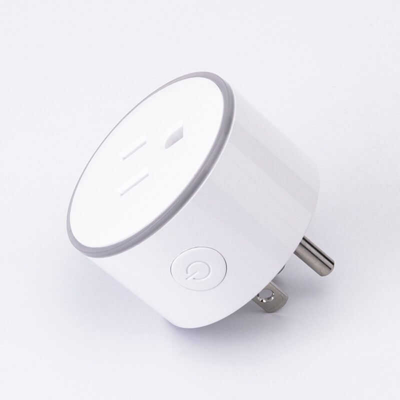 APP control outlet timing switch overload protection