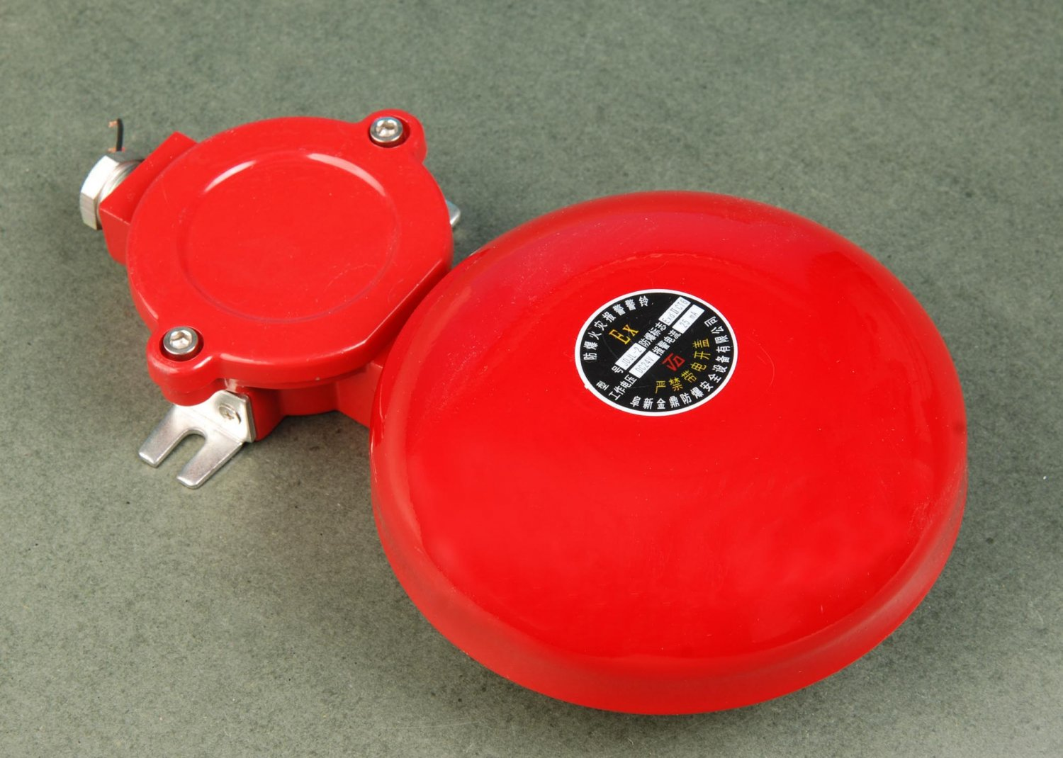 Alarm Bell Ex type industry security Fire fighting