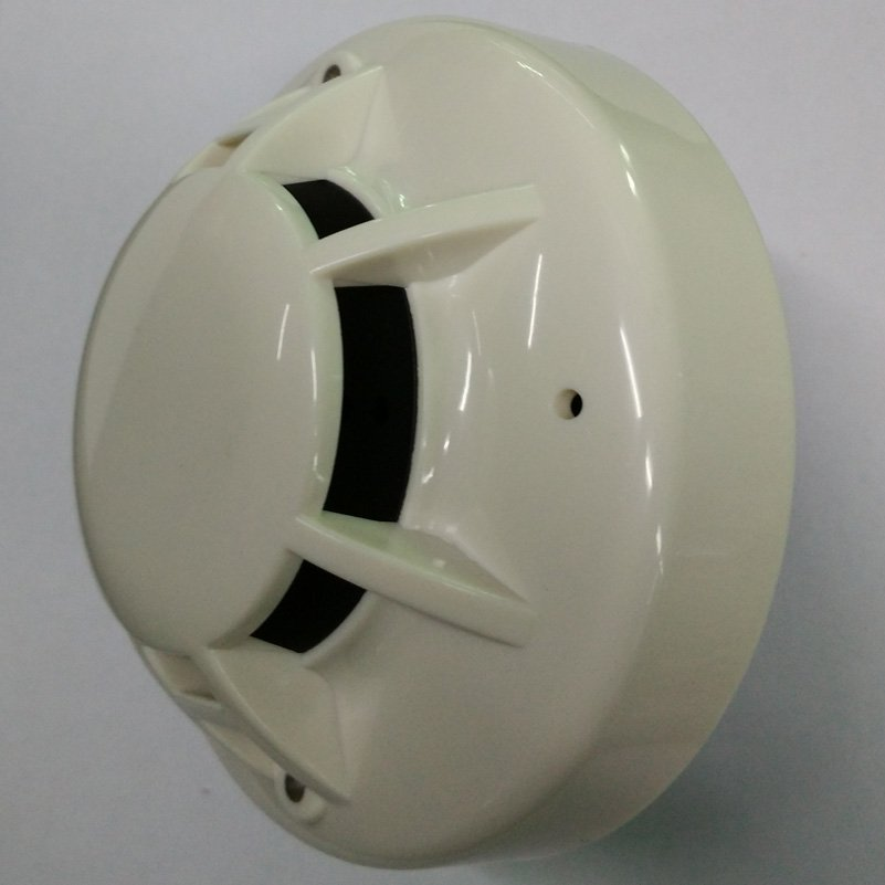2 wire heat detector EN54 conventional fire alarm system