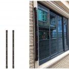 Window intrusion alert solar wireless alarm beam system