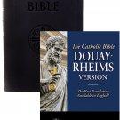 Douay-Rheims Bible (Black Premium UltraSoft)