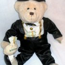 "© 2000 Collectible Bear 22"" Million Dollar Bear By Commonwealth"