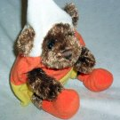 "8"" TEDDY BEAR ©2011 BY ANIMALADVENTURE ™ Toy Suffed Plush"