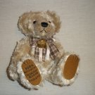 "10"" 100th Anniversary Collector's Edition1902-2002 Teddy Bear Plush Toy"