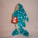 "2000  7"" Collectible Plush Toy Poseidon  The Beanie Babies Collection® by Ty©"