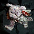 "2001 Signature Bear™ 8.5"" Stuffed Bear The Beanie Babies Collection®"
