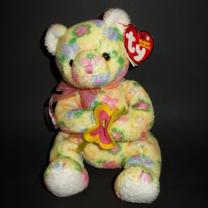 Plush Stuffed 7 inches Beanie Babies Collection®  Bloom 2002-2003 by Ty