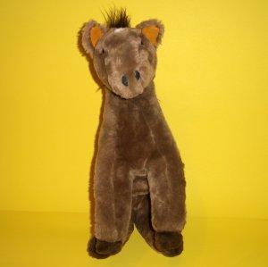 """Vintage Horse R.Dakin & C0 1980 13"""" Plush Toy Animal"""